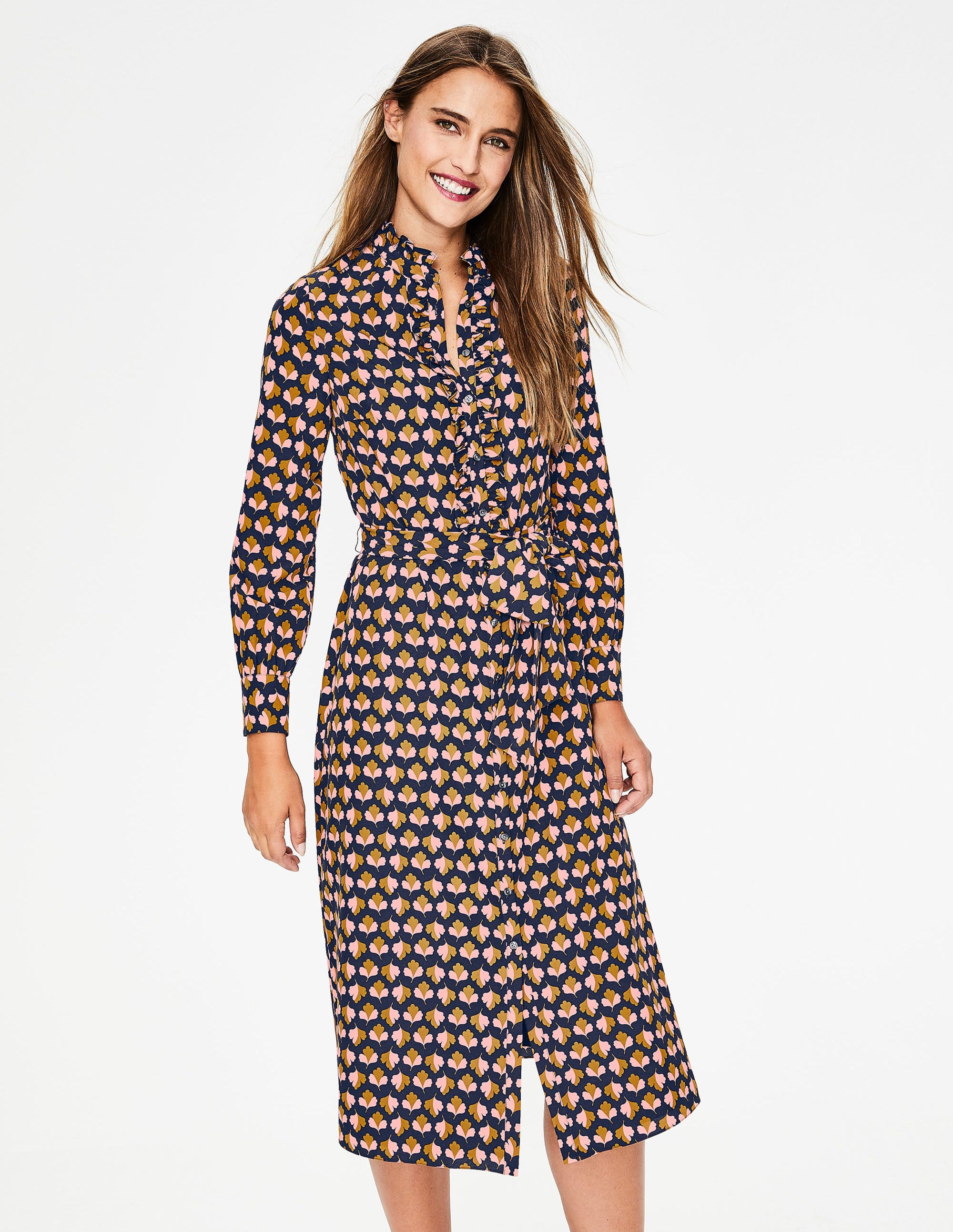 3345af89d9 Shop Boden Shirtdress for Women - Obsessory